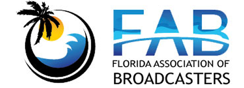 Florida Association of Broadcasters logo
