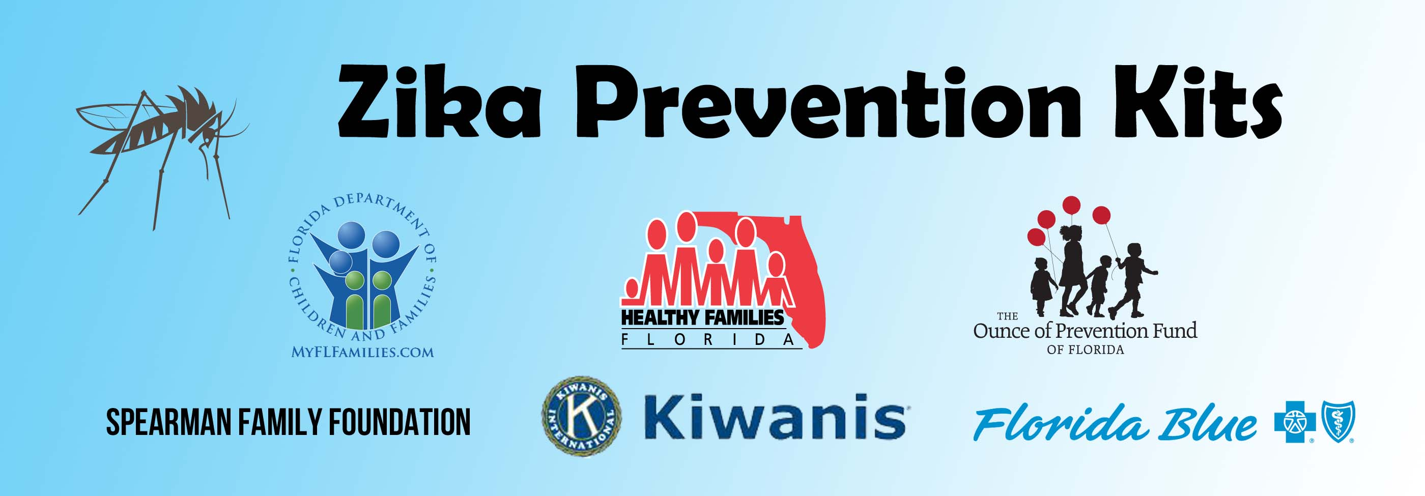 Zika Prevention Kits